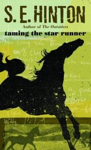 Cover art for TAMING THE STAR RUNNER