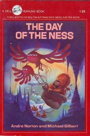 THE DAY OF THE NESS by Andre Norton
