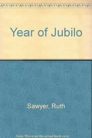 YEAR OF JUBILO by Edward Shenton