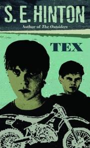 TEX by S.E. Hinton