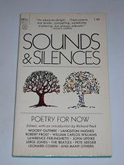 SOUNDS AND SILENCES by Richard Peck