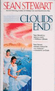 CLOUDS END by Sean Stewart