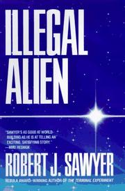 Cover art for ILLEGAL ALIEN