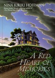 A RED HEART OF MEMORIES by Nina Kiriki Hoffman