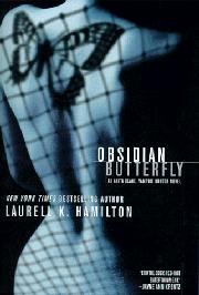 Cover art for OBSIDIAN BUTTERFLY
