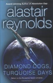 Book Cover for DIAMOND DOGS, TURQUOISE DAYS