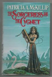 Cover art for THE SORCERESS AND THE CYGNET