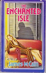 Cover art for THE ENCHANTED ISLE