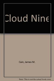 CLOUD NINE by James M. Cain