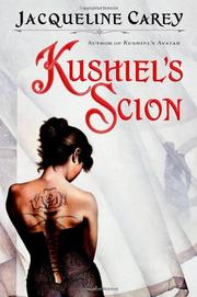 Book Cover for KUSHIEL'S SCION