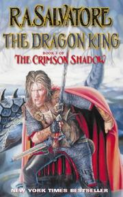 Cover art for THE DRAGON KING