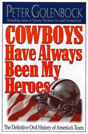 Book Cover for COWBOYS HAVE ALWAYS BEEN MY HEROES