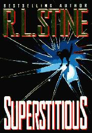 Cover art for SUPERSTITIOUS