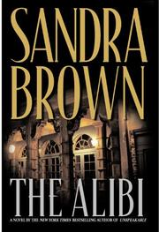 The Alibi - Sandra Brown