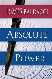 Cover art for ABSOLUTE POWER