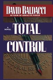 TOTAL CONTROL by David Baldacci