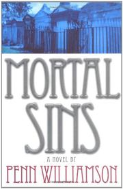 MORTAL SINS by Penn Williamson