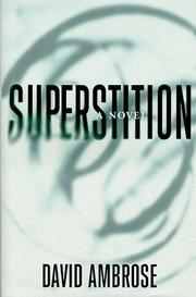 Book Cover for SUPERSTITION