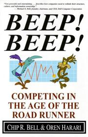 BEEP BEEP by Chip R. Bell