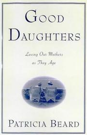 Cover art for GOOD DAUGHTERS