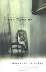 Cover art for WHAT REMAINS