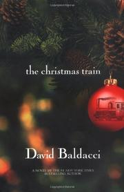 Cover art for THE CHRISTMAS TRAIN