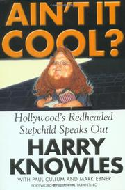 AIN'T IT COOL? by Harry Knowles