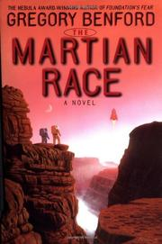 Cover art for THE MARTIAN RACE