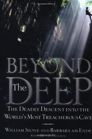 Cover art for BEYOND THE DEEP