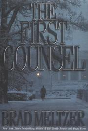 Book Cover for THE FIRST COUNSEL