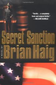 SECRET SANCTION by Brian Haig