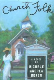 CHURCH FOLK by Michele Andrea Bowen