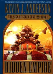 HIDDEN EMPIRE by Kevin J. Anderson