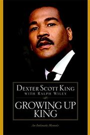 Cover art for GROWING UP KING