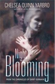 Book Cover for NIGHT BLOOMING