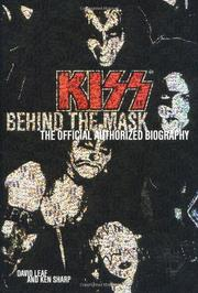 Cover art for KISS: BEHIND THE MASK