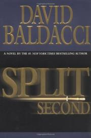 Book Cover for SPLIT SECOND