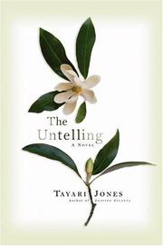 Book Cover for THE UNTELLING