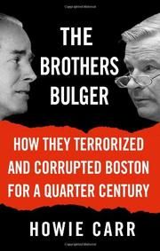 Book Cover for THE BROTHERS BULGER