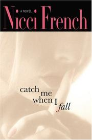 Cover art for CATCH ME WHEN I FALL