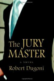 Cover art for THE JURY MASTER