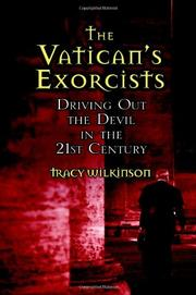 THE VATICAN'S EXORCISTS by Tracy Wilkinson
