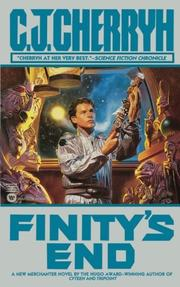 FINITY'S END by C.J. Cherryh