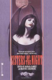Cover art for SISTERS OF THE NIGHT