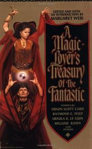 Cover art for A MAGIC-LOVER'S TREASURY OF THE FANTASTIC
