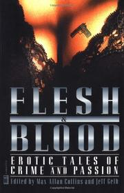 FLESH & BLOOD by Max Allan Collins