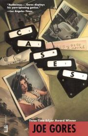 CASES by Joe Gores