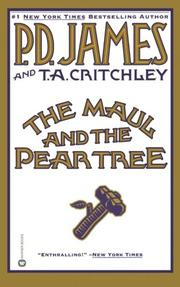 Cover art for THE MAUL AND THE PEAR TREE