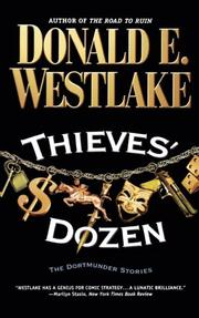 THIEVES' DOZEN by Donald E. Westlake