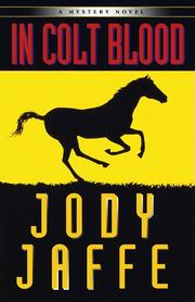 Cover art for IN COLT BLOOD